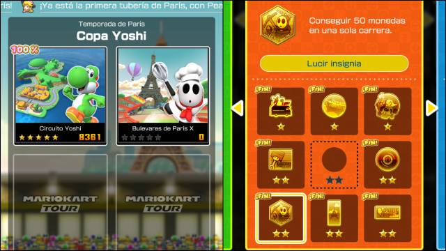 Mario Kart Tour: how to get 50 coins in a single race
