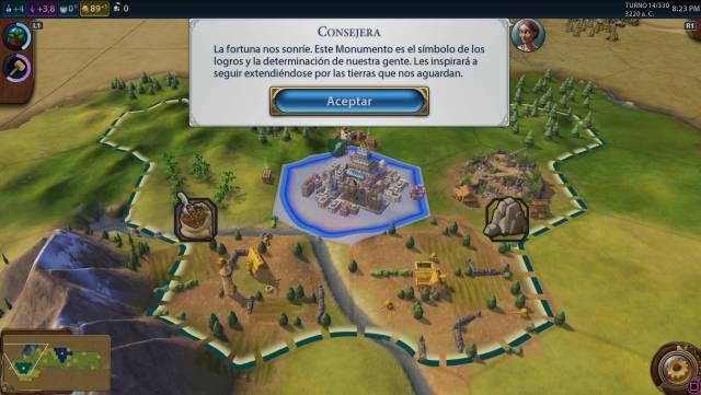 Civilization VI, console analysis