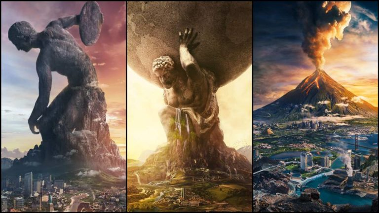 Civilization VI on Nintendo Switch receives its two major expansions