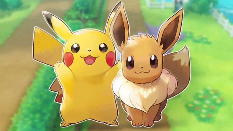 Complete guide Pokémon Let's Go Pikachu / Eevee