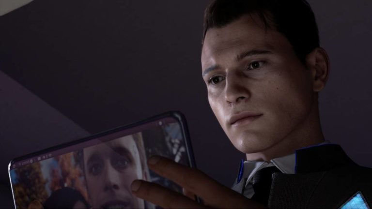 Detroit: Become Human reveals its date on PC; new trailer