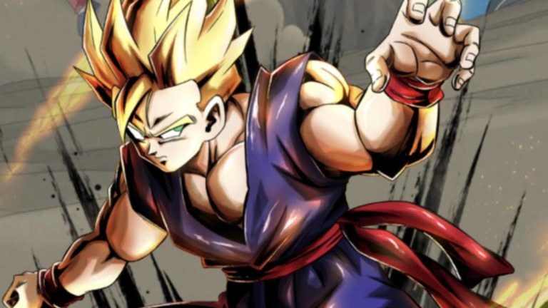 Dragon Ball Legends: analysis of Super Saiyan Gohan teen, the new Legends Road