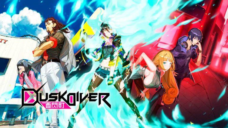 Dusk Diver, PS4 analysis