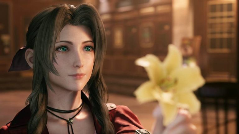 Final Fantasy VII Remake: this is Tempest, Aerith's ability