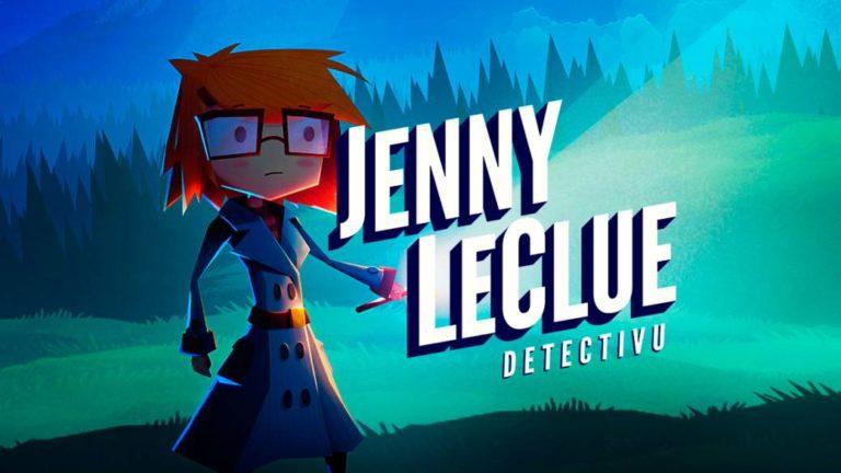 Jenny LeClue - Detectivu, analysis