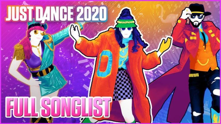 Just Dance 2020: all songs confirmed