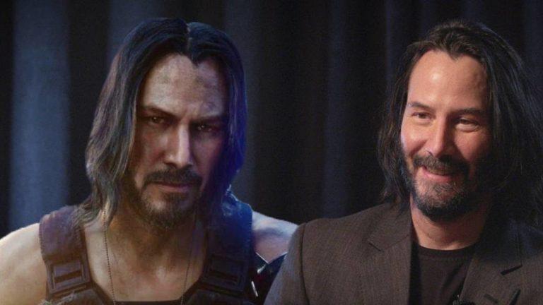 Keanu Reeves pressed CD Projekt to go out longer in Cyberpunk 2077