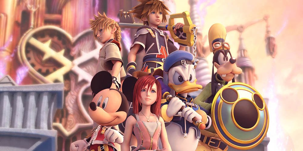 Kingdom Hearts III: ReMind also appears as an exclusive version with concert video