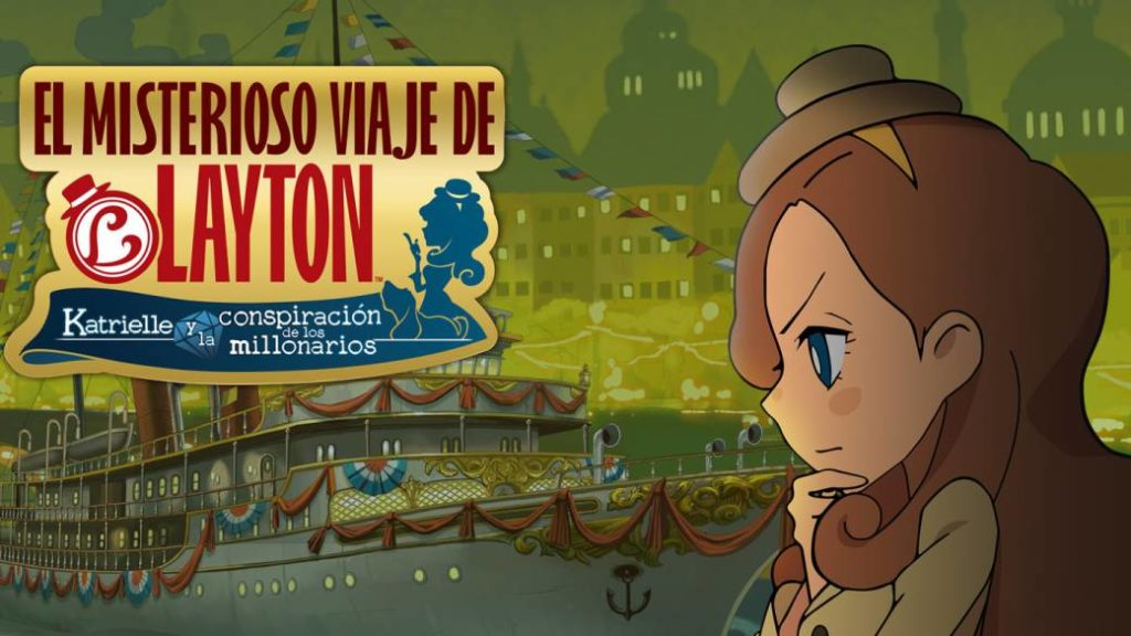 Layton's mysterious journey: Katrielle and the millionaire conspiracy, Switch Reviews
