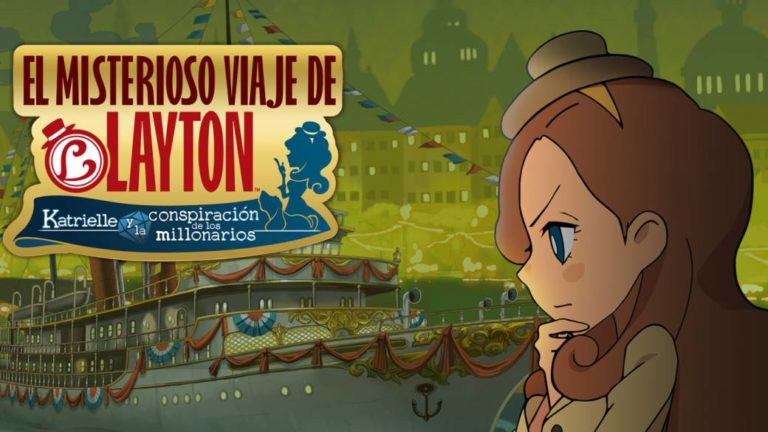 Layton's mysterious journey: Katrielle and the millionaire conspiracy, Switch analysis