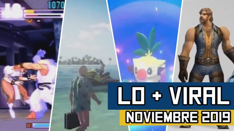 Lo + viral November 2019: WoW, Pokémon, GTA Online and more