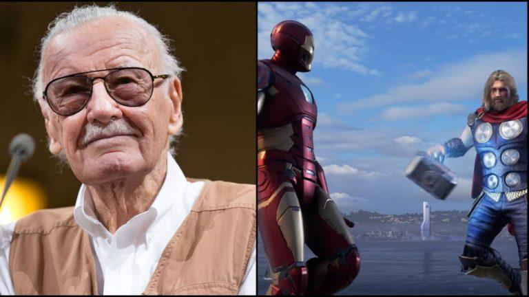 Marvel's Avengers: Stan Lee helped establish the game's narrative