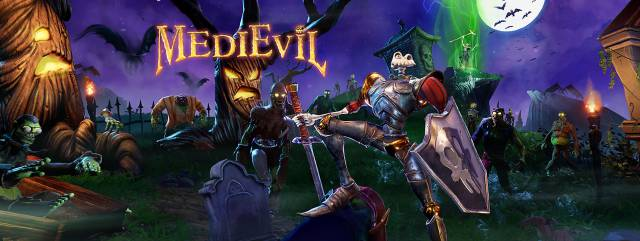 MediEvil, the return of the PlayStation Paladin