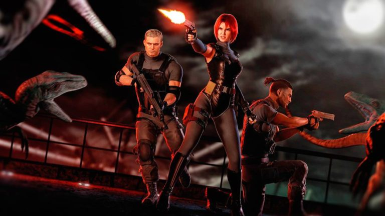 Memories of Dino Crisis and the wishes of a remake
