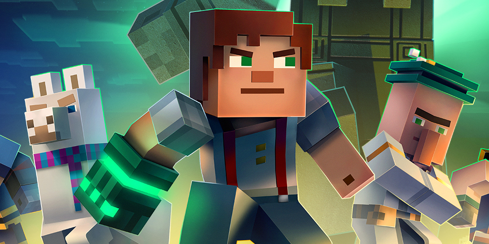 Minecraft Dungeons – Release is postponed to May, new behind-the-scenes