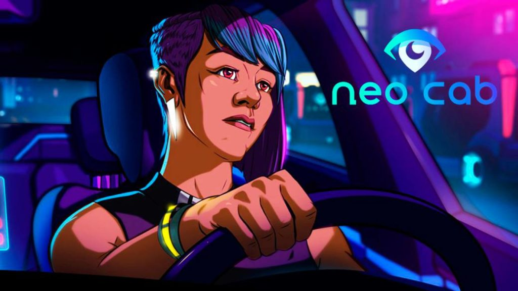 Neo Cab, Reviews, reflections on the present from the future