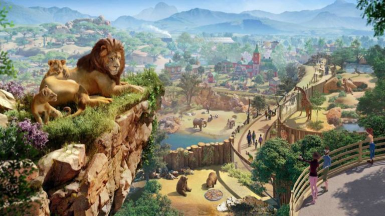 Planet Zoo, analysis: a love letter to nature