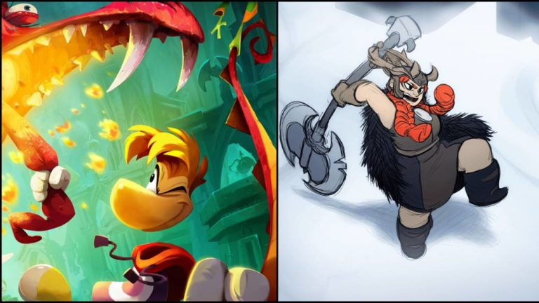 Rayman Legends, now available for free at Epic Games Store; announced the next game