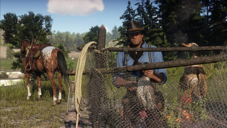 Red Dead Redemption 2: manage your mods thanks to a manager created a modder