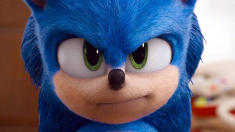 Sonic The Movie: Redesigning the character took months of work, according to an animator