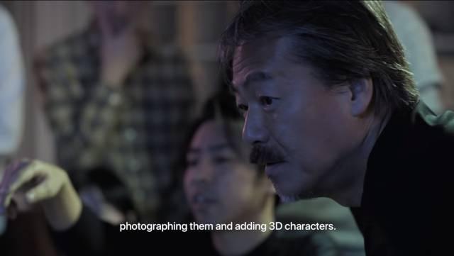 Hironobu Sakaguchi Fantasian