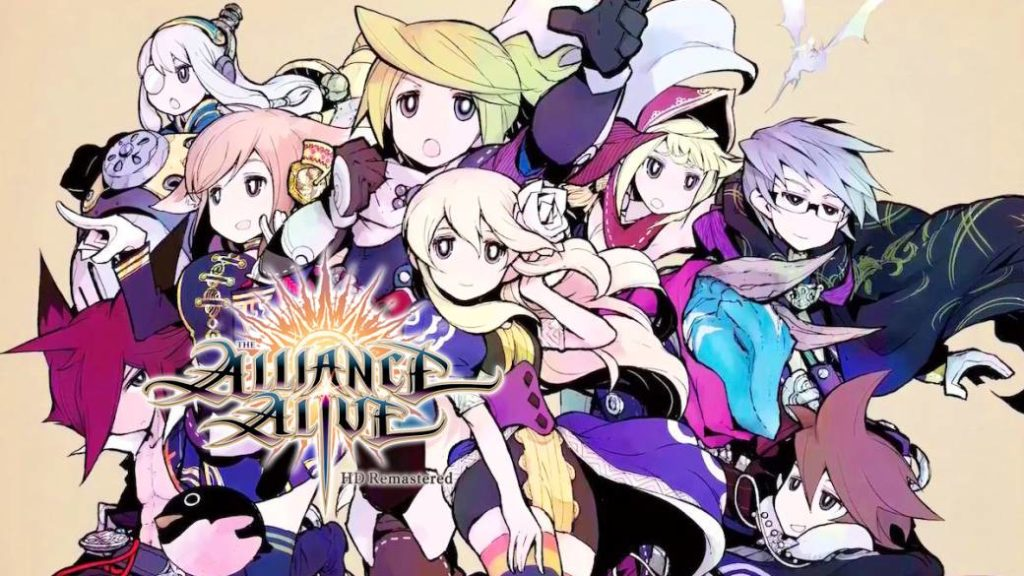 The Alliance Alive HD Remastered, Reviews