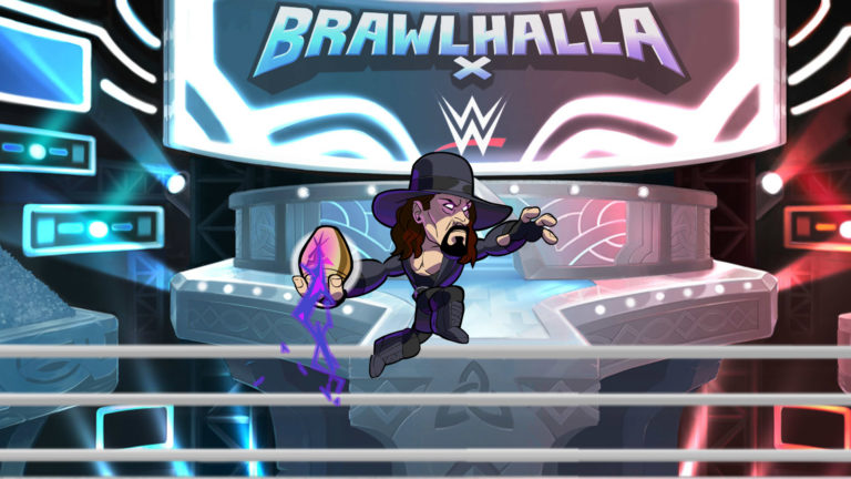 Brawlhalla - Crossover available with the WWE