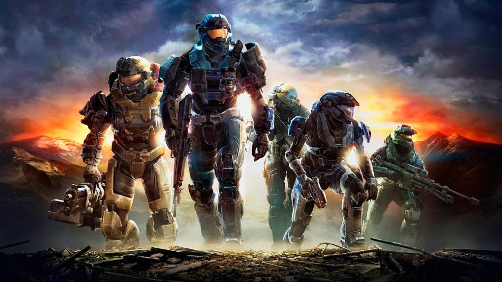Memories of Halo Reach, Bungie's latest masterpiece