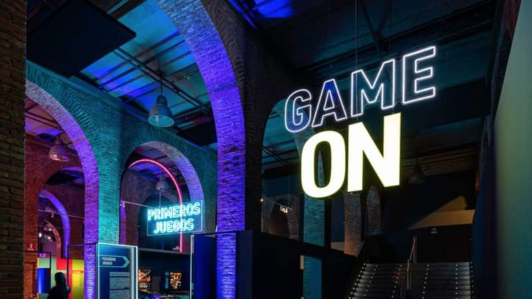 Expo Game On: videogame history for all audiences