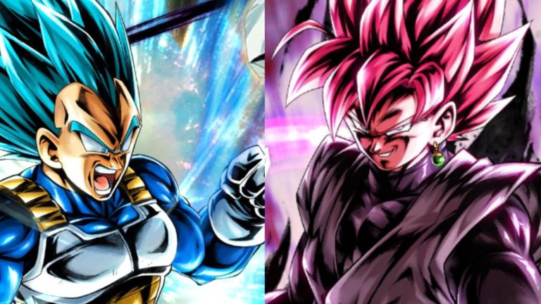 Dragon Ball Legends: Black Goku and Vegeta impose God Ki as the best possible team