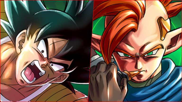 Dragon Ball Legends welcomes Tapion and Bardock