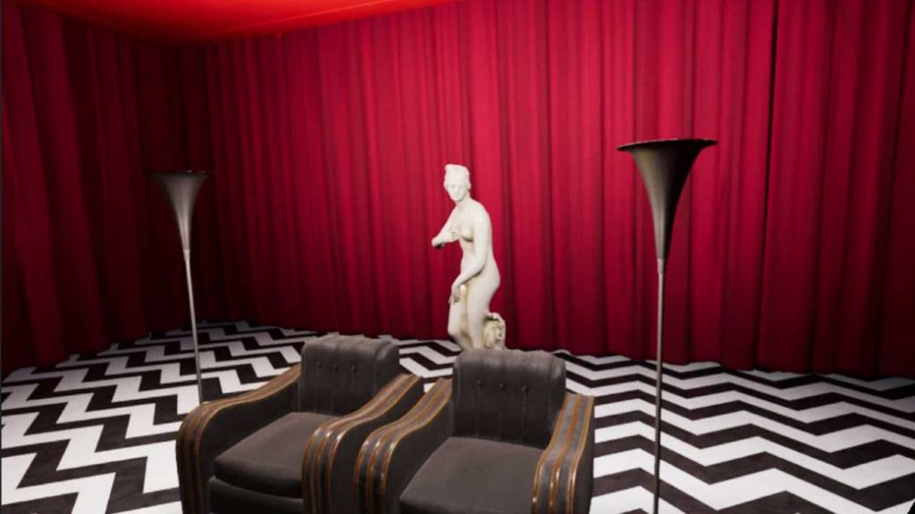 Twin Peaks VR releases images and launch trailer