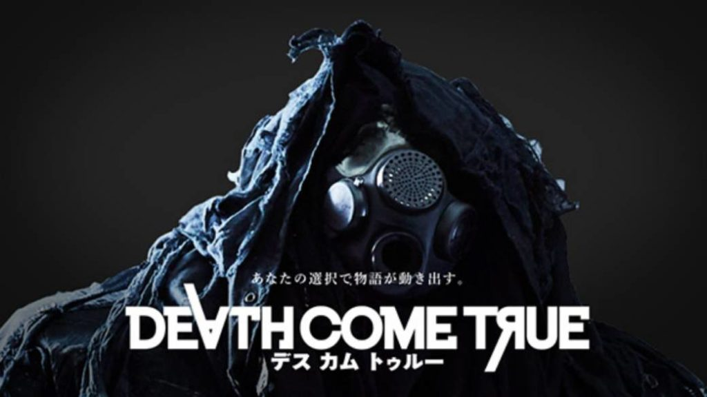 Death Come True is the new game from the creator of Danganronpa
