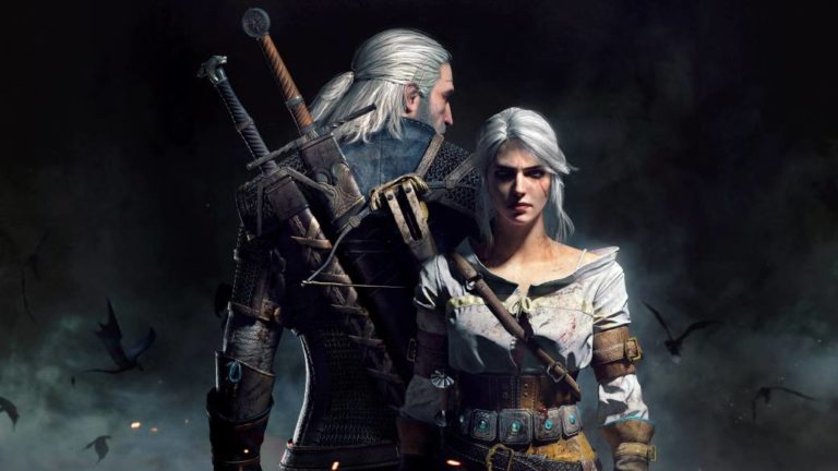 The Witcher series was going to have Ciri as the protagonist originally