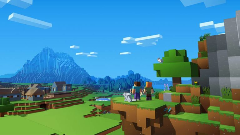 Minecraft will have cross play also on PS4