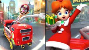 Mario Kart London Season Tour All The Challenges Week 2