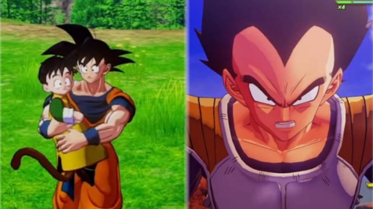 Dragon Ball Z Kakarot: impressions after playing 3 hours