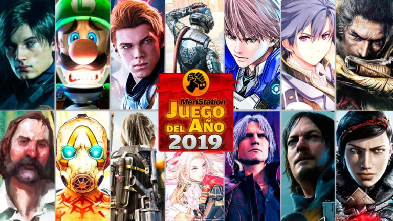 Road to GOTY 2019: the 20 nominees for Game of the Year in Meristation