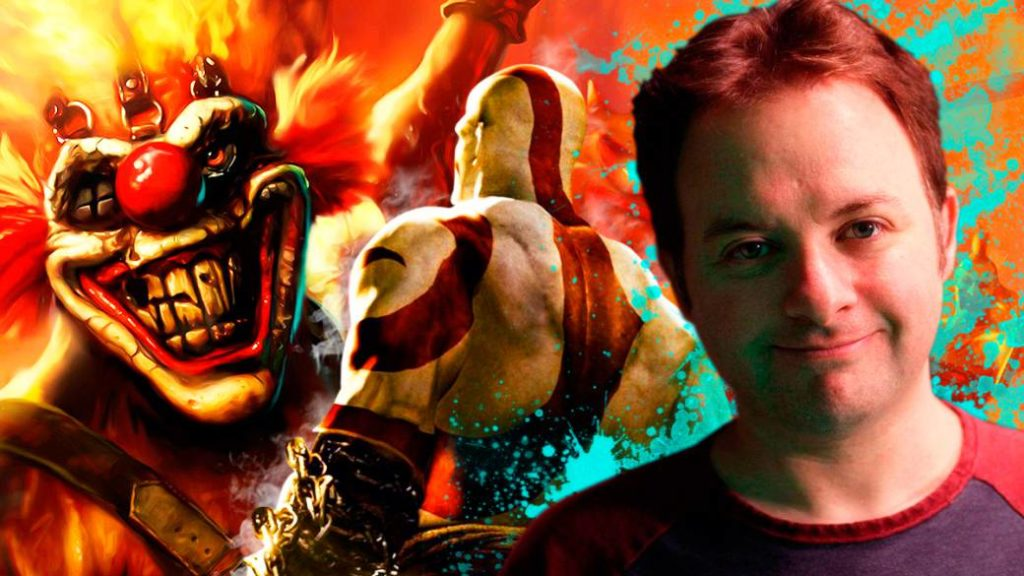 David Jaffe, father of God of War and Sweet Tooth