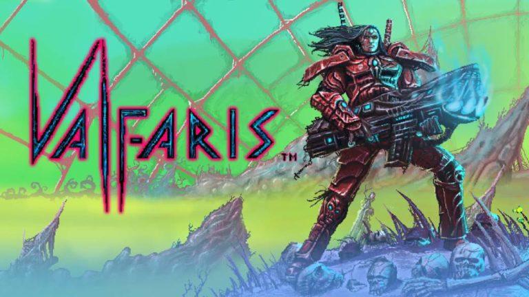 Valfaris: Run´n Gun evolved