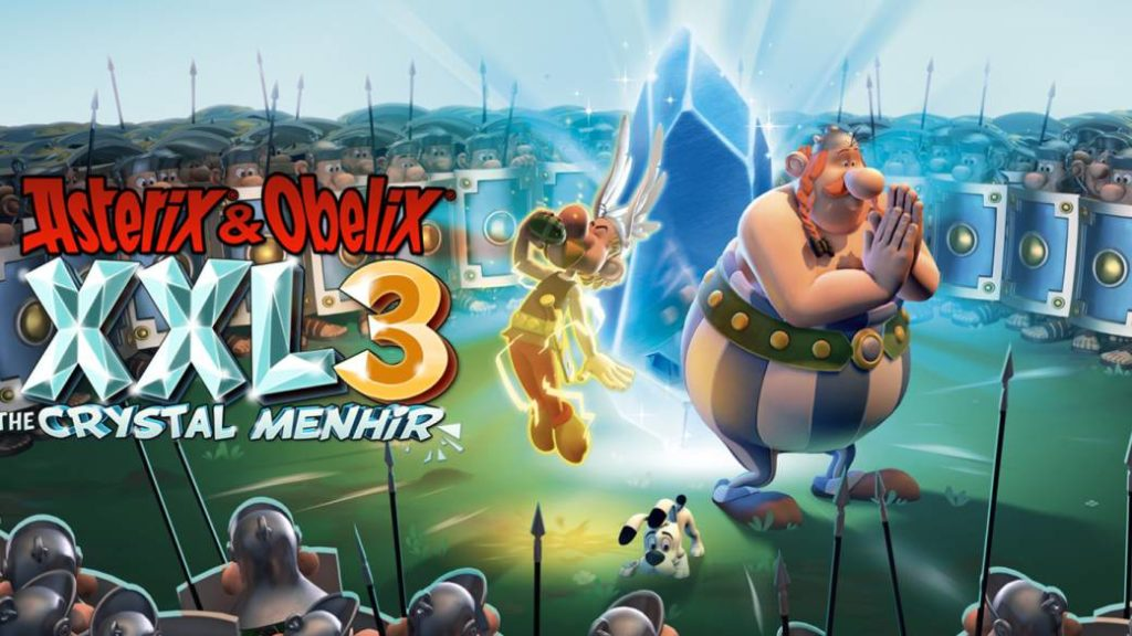 Asterix and Obelix XXL 3: The Crystal Menhir, Reviews