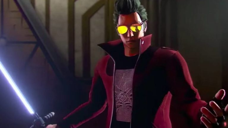 Controversy of plagiarism around the new trailer of No More Heroes 3