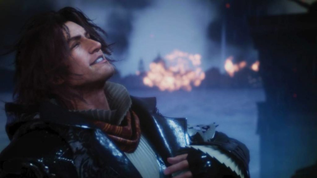Voice Acting - Final Fantasy Dissidia NT - Ardyn Custom