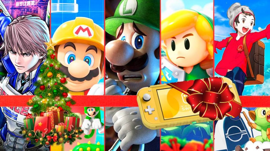 Guide to buy the best Nintendo Switch games and consoles at Christmas 2019