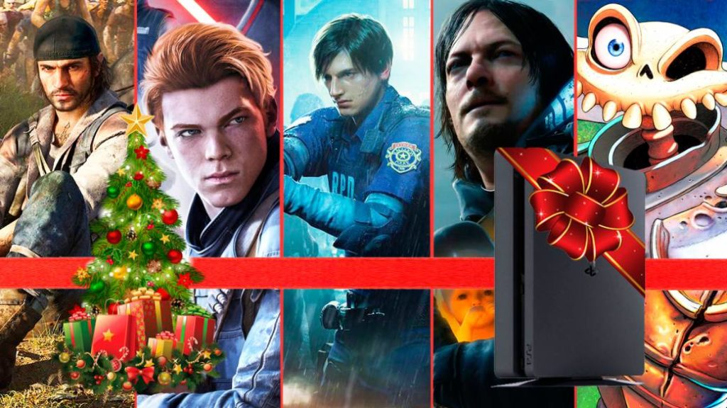 Guide to buy the best PS4 games and consoles at Christmas 2019