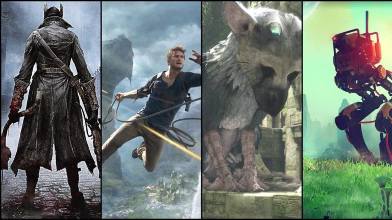 January offers of PS4: Uncharted 4 and Bloodborne, among the discounted PSN games