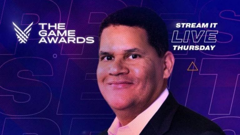 Reggie Fils-Aimé will be at The Game Awards 2019