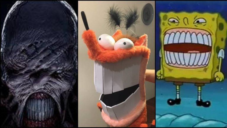 Resident Evil 3 remake: Nemesis design generates memes by the size of its teeth