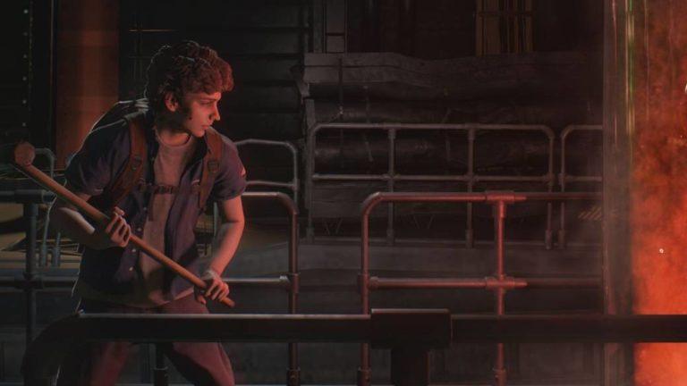 Resident Evil: Resistance stars a character named Martin Sandwich