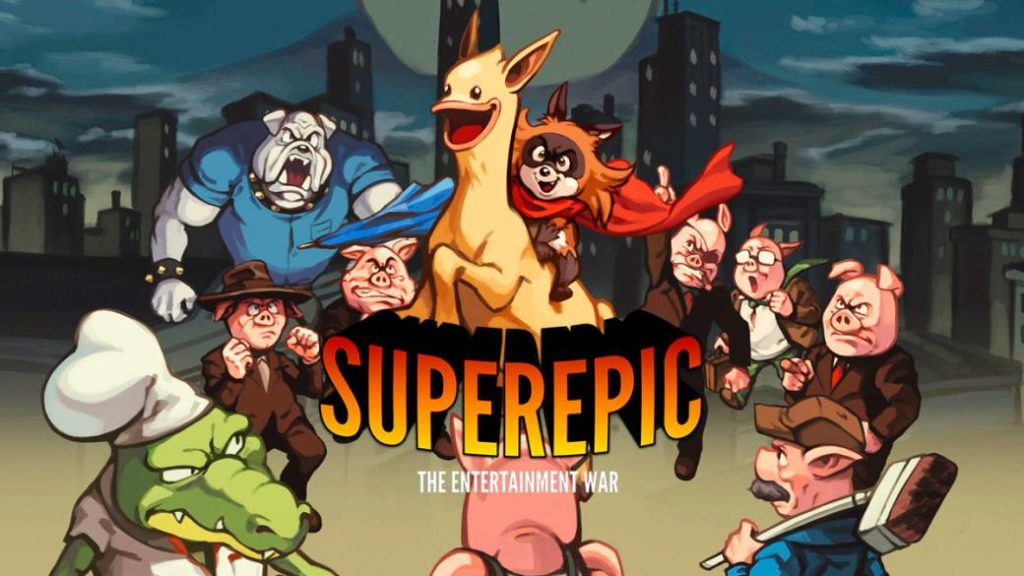 SuperEpic: The Entertainment War, Reviews: Death to pay to win!
